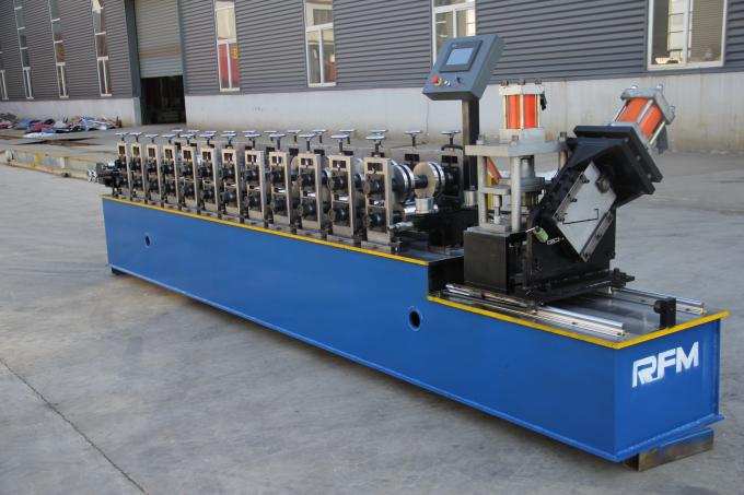 Metal C Shape Ceil Studs Track / Drywall Steel Material Roll Forming Machine