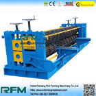 Corrugated Iron Sheet Roof Tile Making Machine For Roofing 50HZ Frequency