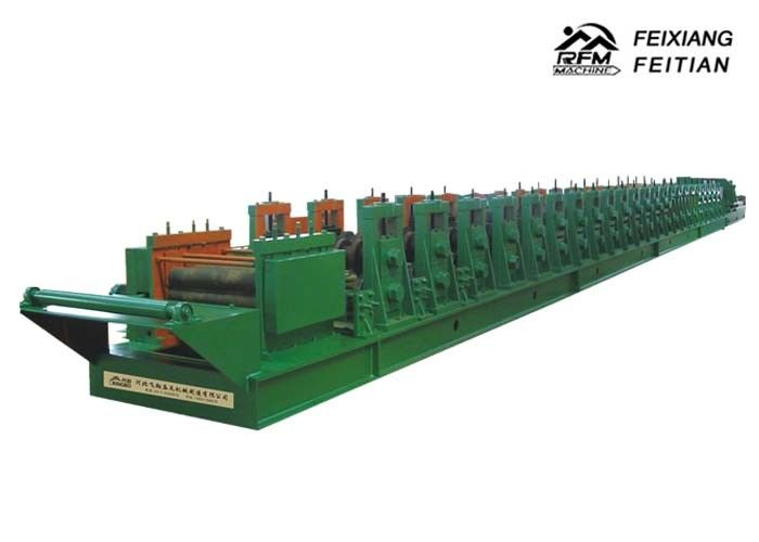 FX-900 Color Steel Roll Forming Machine For Freight Car Panel / Truck Panel