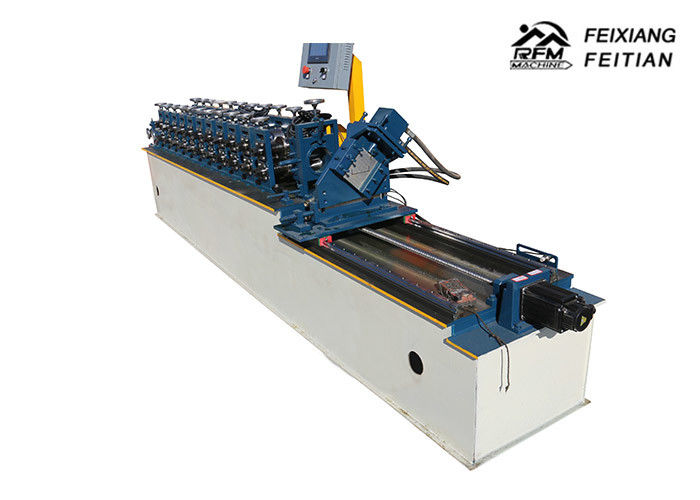 CD / UD Metal Stud And Track Roll Forming Machine With 0.3 - 1 mm Thickness