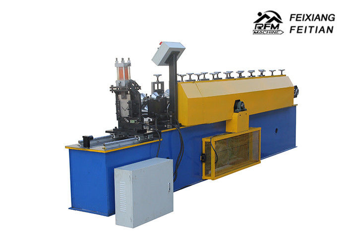 Sheet Metal Forming Equipment , Wall Angle Roll Forming Machine For Drywall
